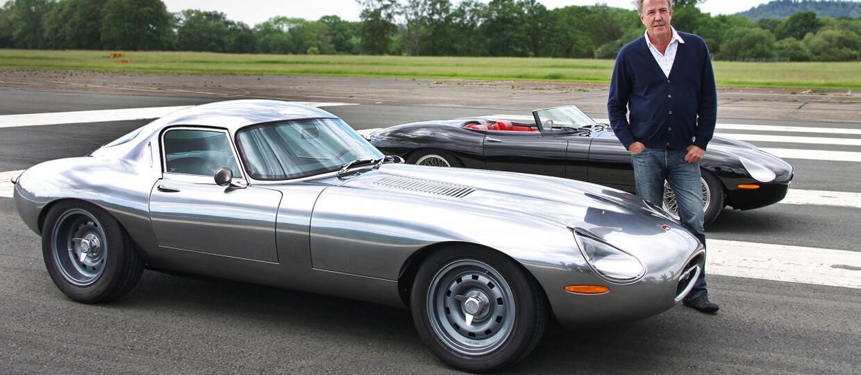 10 najlepszych aut Clarksona z ostatnich 12 miesięcy
