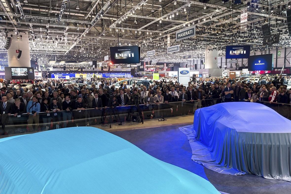 TOP 10 aut na Geneva Motor Show 2016