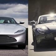 Aston Martin DB10 vs DB11