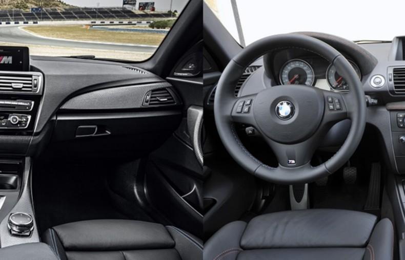 BMW M2 vs BMW 1M 6