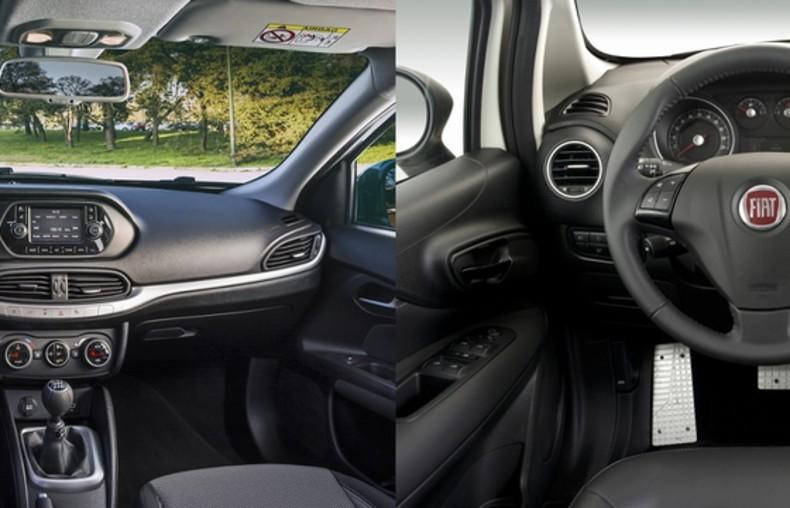 Fiat Linea vs Fiat Tipo 10