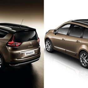 Renault Grand Scenic IV vs Grand Scenic III