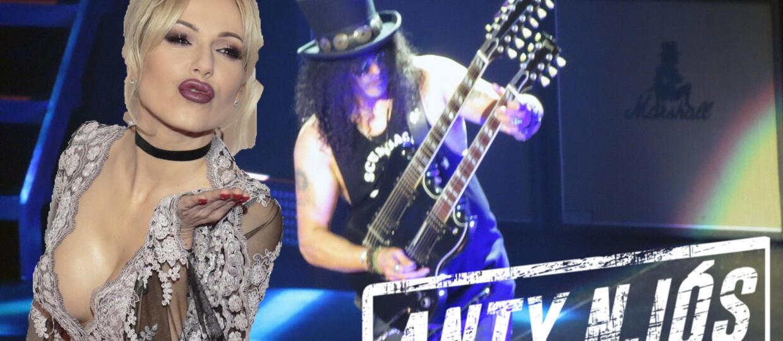Doda zastąpi Axla w Guns N' Roses
