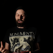 """AntyPoezja: Adam Waleszyński recytuje """"Decade of Therion"""" zespołu Behemoth"""