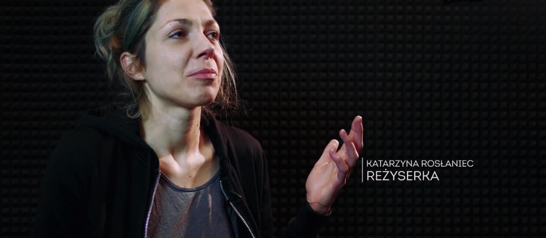"""Katarzyna Rosłaniec: """"Szatan kazał tańczyć"""" to nagość fizyczna i emocjonalna"""