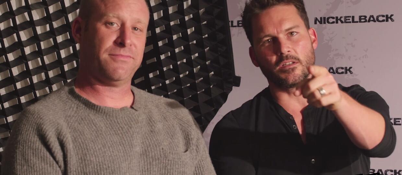 Nickelback: Media są odbiciem społeczeństwa