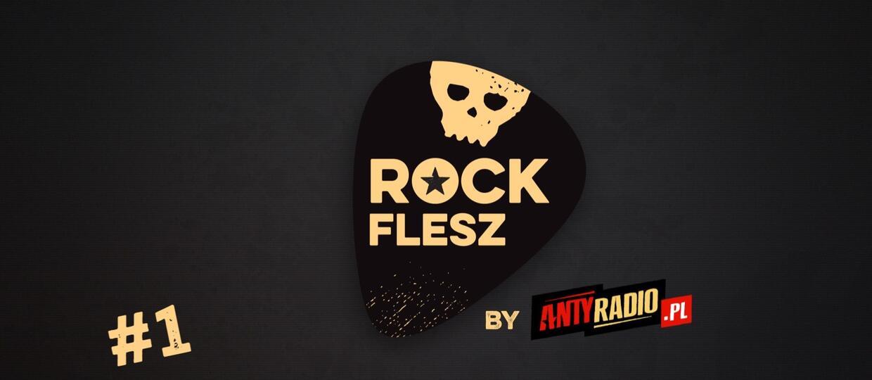 Rock Flesz #1: Dzień Slayera, śmierć Jacka Blacka, memy z Axlem Rose'em