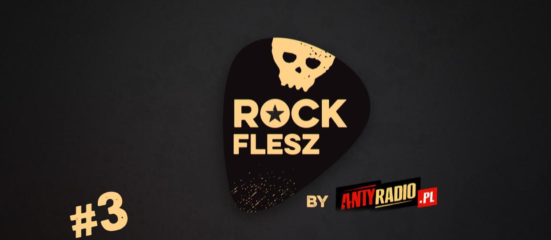 Rock Flesz #3: Nowa płyta Metalliki, pozew od Foo Fighters, koncert Chino Moreno w wulkanie