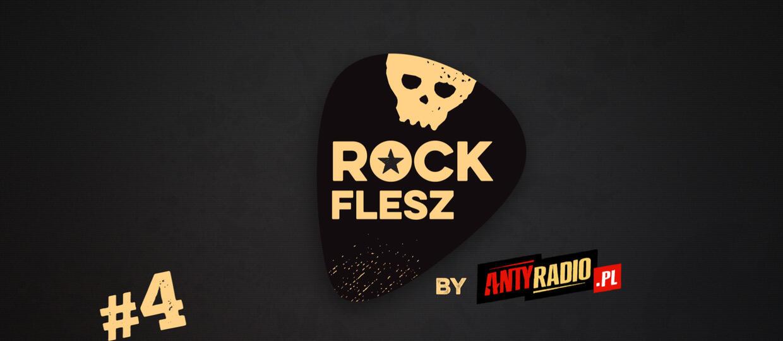 Rock Flesz #4: Nieznane utwory Nirvany, gitary z grafiką Metalliki, Blink-182 i kosmici