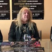 """Rock Meets Classic"": Eric Bazilian (The Hooters), John Helliwell (Supertramp) i Mat Sinner o spotkaniu rocka i klasyki"