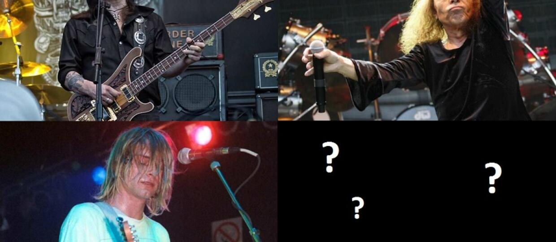 10 ciekawych ostatnich koncertów legend rocka i metalu