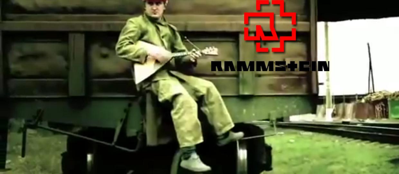 """10 dziwnych coverów """"Du Hast"""" Rammsteina"""