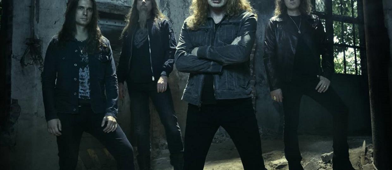 10 faktów o muzykach Megadeth