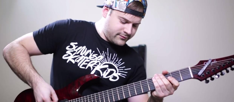 10 klasycznych riffów zagranych naprawdę nisko