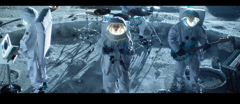 10 najlepszych rockowych utworów o kosmosie