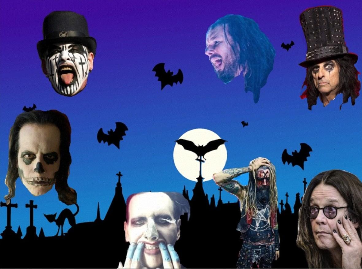 10 ostrych utworów na Halloween