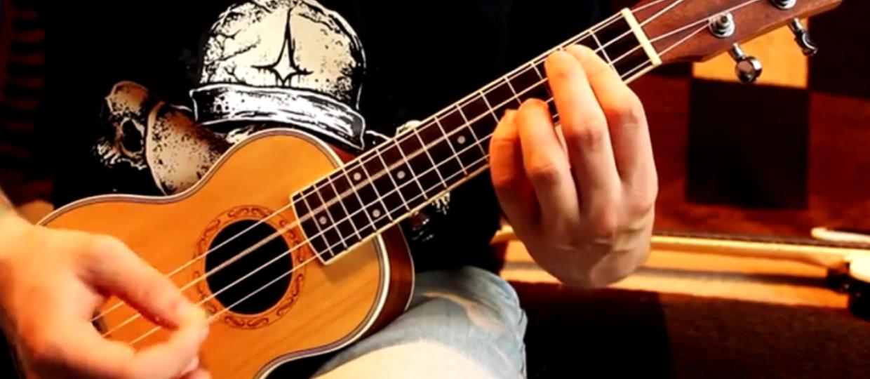10 polskich rockowych utworów na ukulele