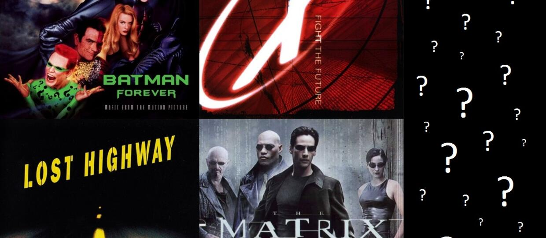 10 rockowych i metalowych soundtracków z filmów lat 90.