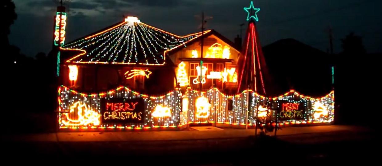 10 rockowych i metalowych świątecznych iluminacji