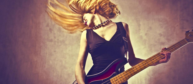 10 rockowych i metalowych utworów na Dzień Kobiet