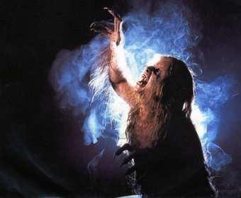 Ozzy Osbourne jako wilkołak