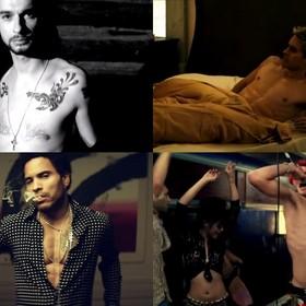 10 seksownych klipów z przystojnymi muzykami