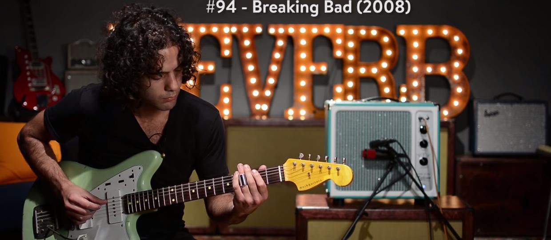100 telewizyjnych hitów zagranych na gitarze