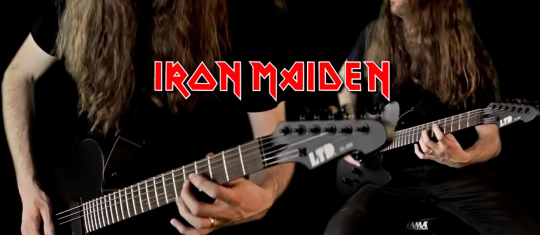 11 utworów Iron Maiden w 4 minuty