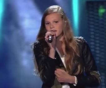 14-latka zachwyciła jury wykonując utwór Evanescence w talent show