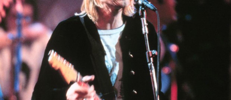 50 ulubionych albumów Kurta Cobaina
