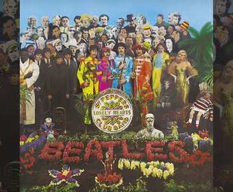 """51 lat temu powstało zdjęcie z okładki """"Sgt. Pepper's Lonely Hearts Club Band"""" The Beatles"""