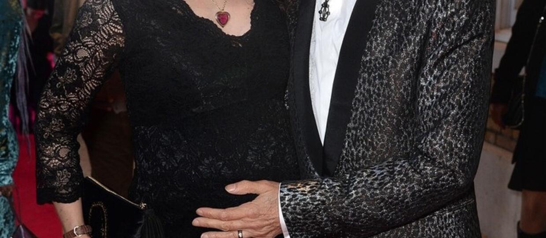 69-letni Ronnie Wood został ojcem bliźniaczek