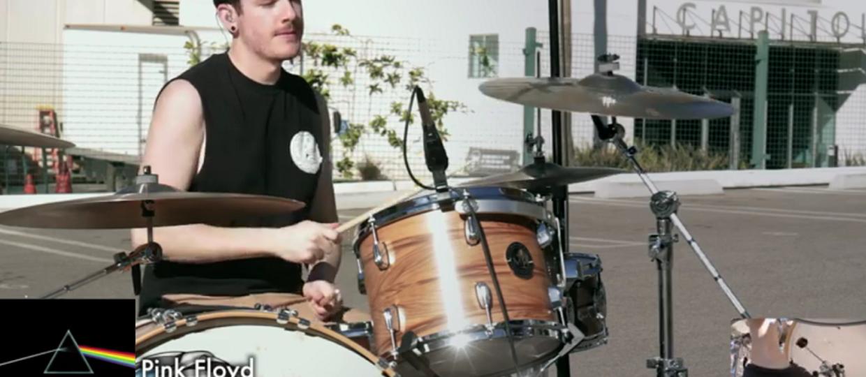 75-letnia historia Capitol Records zagrana na perkusji w 5 minut