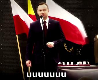 A gdyby Andrzej Duda śpiewał w Imagine Dragons?
