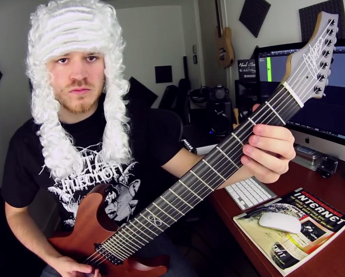 A gdyby Bach był metalem?
