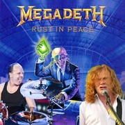 """A gdyby Lars Ulrich zagrał na """"Rust in Peace""""?"""