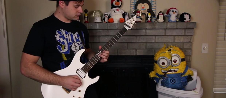 A gdyby popowi artyści grali metal?
