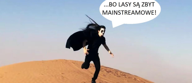 A gdyby tak zagrać black metal na pustyni?