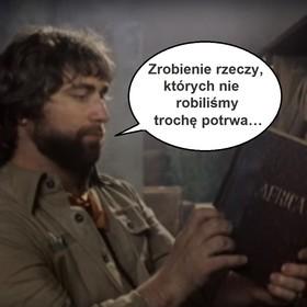 """""""Africa"""" Toto w bardzo dosłownej, polskiej wersji"""