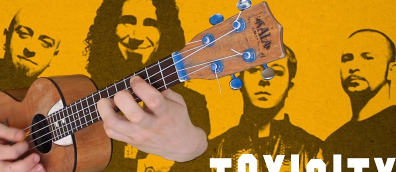 "Album ""Toxicity"" zagrany na ukulele w 4 minuty"