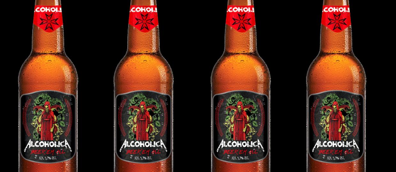 AlcoholicA pokazała 2. piwo Beer'em All