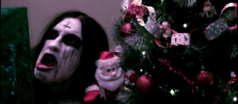 """""""All I Want For Christmas Is You"""" w wersji blackmetalowej"""