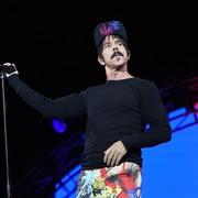 Anthony Kiedis uratował dziecko w trakcie samochodowego karaoke