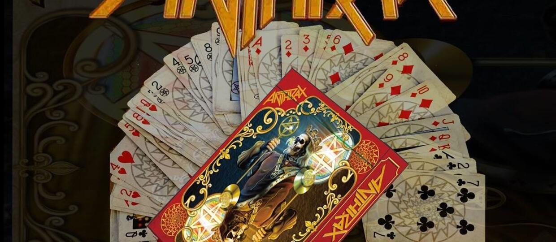 """Anthrax wyda karty """"dla wszystkich królów"""""""