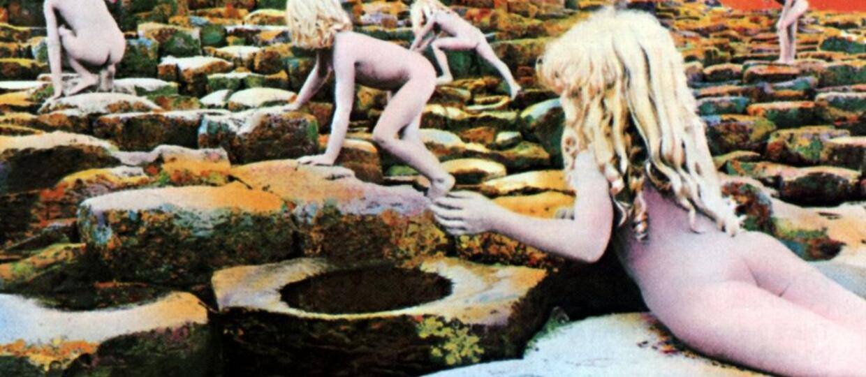 AntyTeza: Led Zeppelin - Houses of the Holy