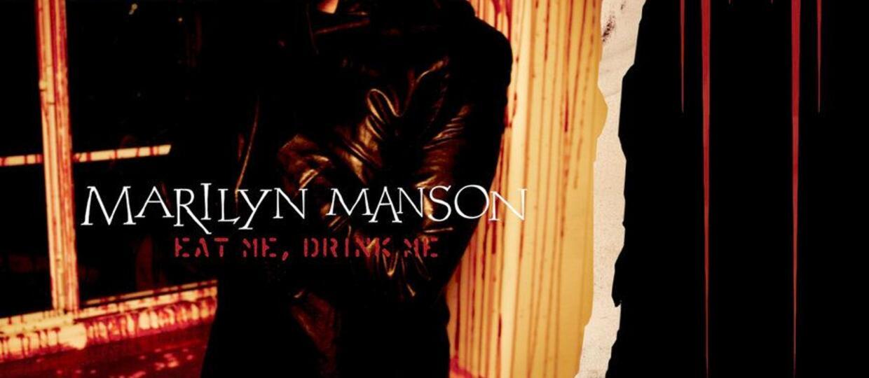 AntyTeza: Marilyn Manson - Eat Me, Drink Me