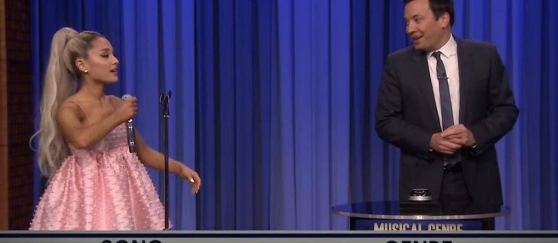 Ariana Grande zaśpiewała utwór Kendricka Lamara w stylu Evanescence