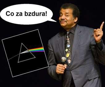 Astrofizyk oskarża Pink Floyd: Nie ma ciemnej strony Księżyca