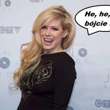 Avril Lavigne jest najbardziej niebezpieczną celebrytką pod względem wyszukiwań online