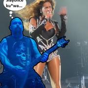 Beyoncé sprzedawała przypinki inspirowane logiem Slayera